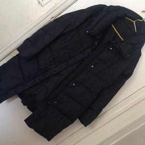 Uniqlo Large Navy Winter Jacket